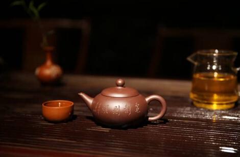 茶的美,美在一个忘我世界
