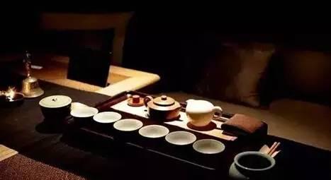 茶,是灵魂的家