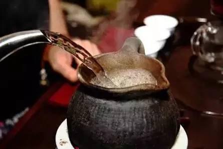 中国最初的煎茶道!