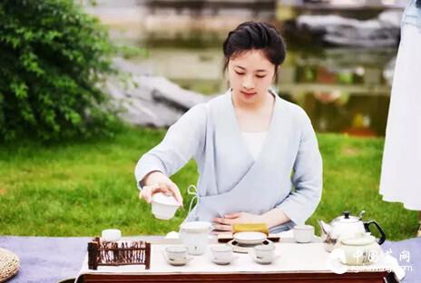 请珍惜每一片茶叶生命!