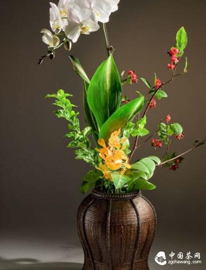 中国花艺之六器
