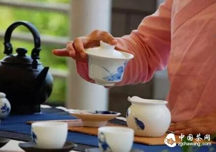 佛说:每一泡茶都有独特的美
