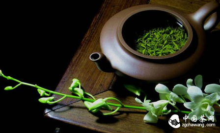 品茶、观茶席,是一种味道
