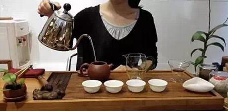 陈皮普洱茶冲泡示意组图,收藏吧