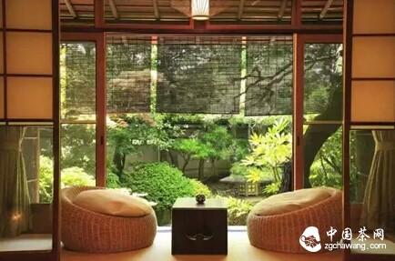 茶室:一个静心养神的地方