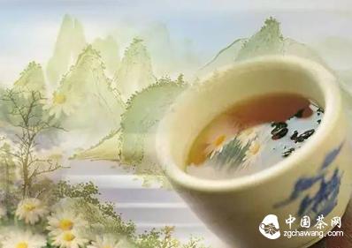 一杯禅茶,静中品饮