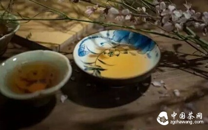 禅茶:释克能 水温够茶自香