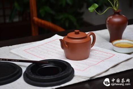 只要有一壶茶,中国人到哪里都是快乐的.