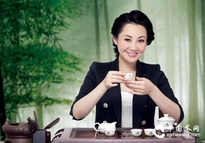 明星们学茶道是什么样子的?快来看一看吧!