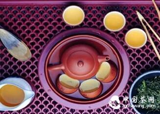 茶文化  | 土家人的四道茶