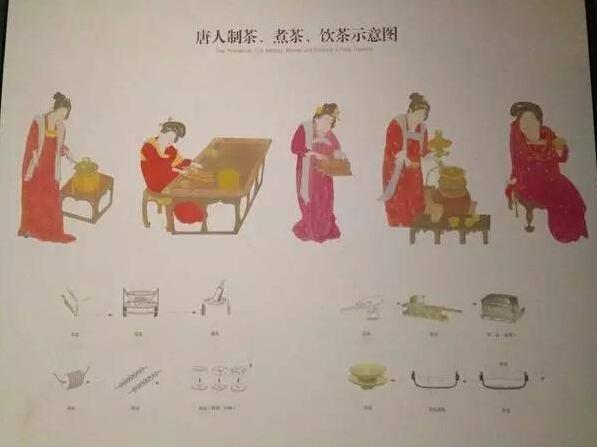 一次穿越,带你去看唐代人如何制茶