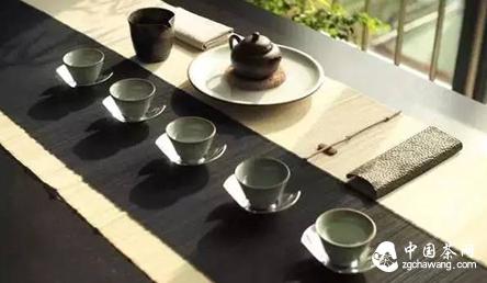 """【学茶记】如何让茶席""""美""""起来?"""