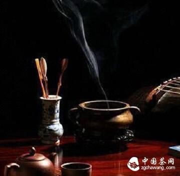 香文化与茶文化