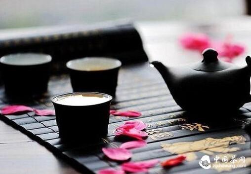 茶道----如何沏茶有讲究