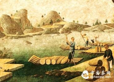 中国古代茶作十二步骤图