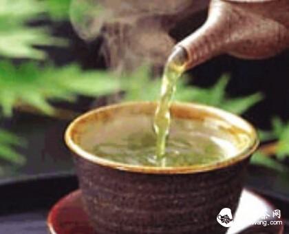"""绿茶也有""""功夫"""""""