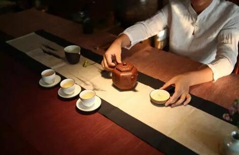 这辈子,一定要交一个爱喝茶的女朋友!