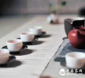 茶席,泡茶人的独白