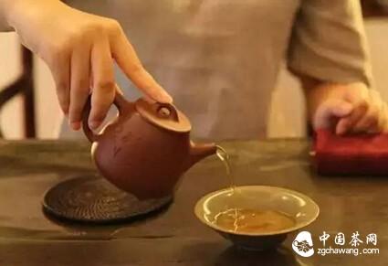 禅茶一味,淡久生香