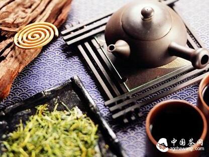 """""""茶人""""说茶:茶香在85℃间氤氲"""
