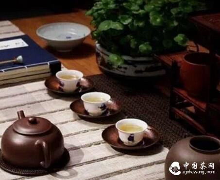 中华茶道的四个要素,你知道多少?