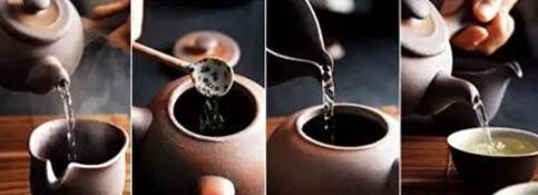 喝杯好茶 | 有关泡茶的水温