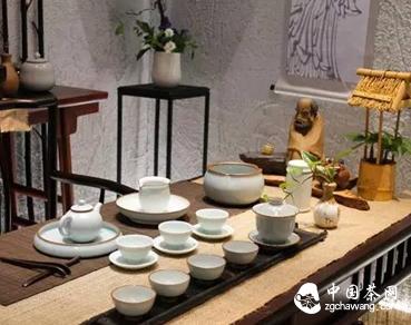 茶席构成的九大要素,让你看懂茶席设计