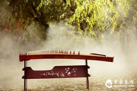 当茶与古筝相恋,你会爱上谁?