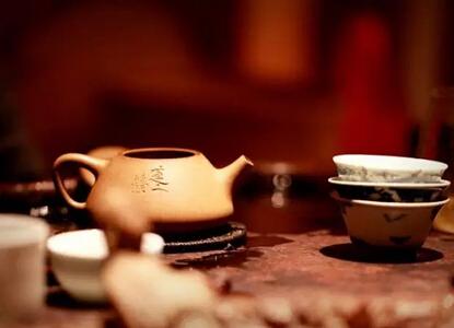 灵魂之友 美醉如茶