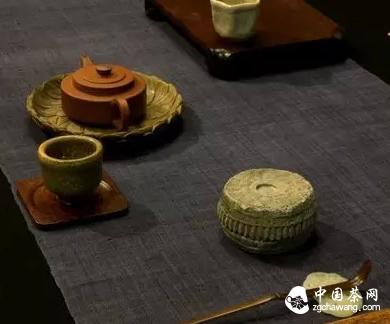 茶韵自然的优雅