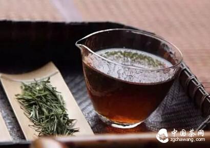 茶性如水心静好品茶