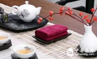 茶巾 | 主人的待客之心