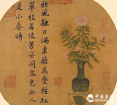 生活不只有茶还有花!学习茶室插花,添一抹花的姿态