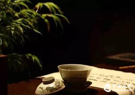 一盏茶 浮生何时了