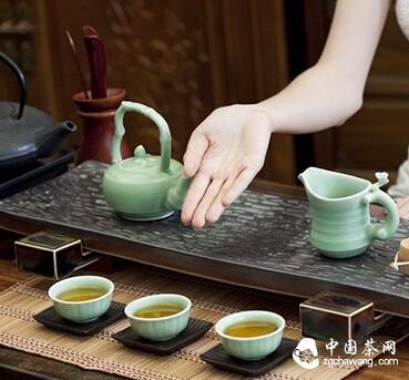 教你做个懂礼的茶人