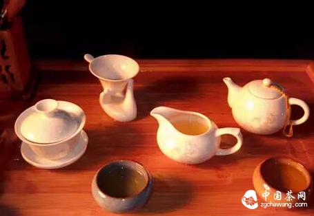 茶之基本礼仪,简单明了!