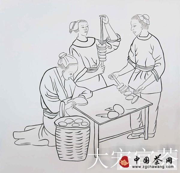 宋代制茶技艺