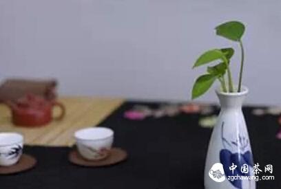 茶之两面:物质、精神