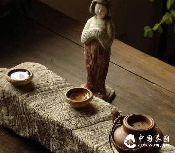 中国茶文化——绿、红、白、黄、黑