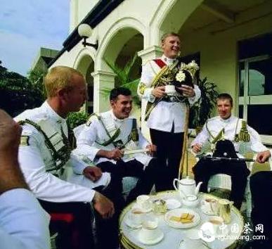 茶叶与英国习俗
