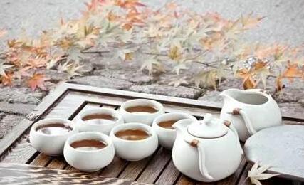 一个茶人的自我修理——十个数字读懂茶