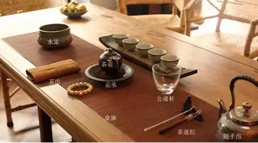 茶的干泡法8个步骤,建议收藏!