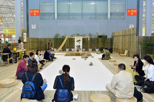 第六届中国四川国际茶业博览会今日开幕