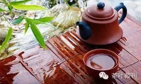 世事如水 禅心为茶