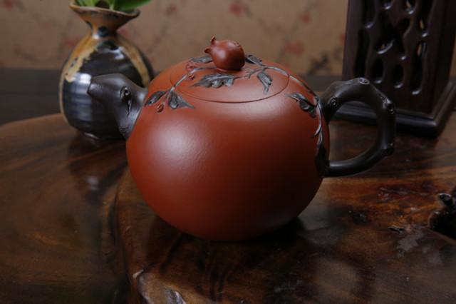 紫砂工艺品选壶、沏壶、养壶、洗壶常识