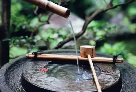如果有个院子,我泡茶你来喝,可好?