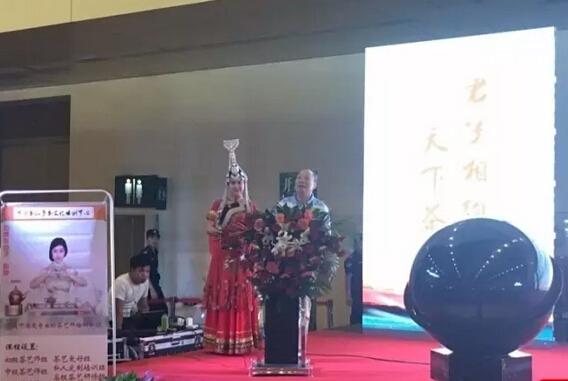 """016郑州国际茶产业(茶文化)博览会盛大开幕"""""""