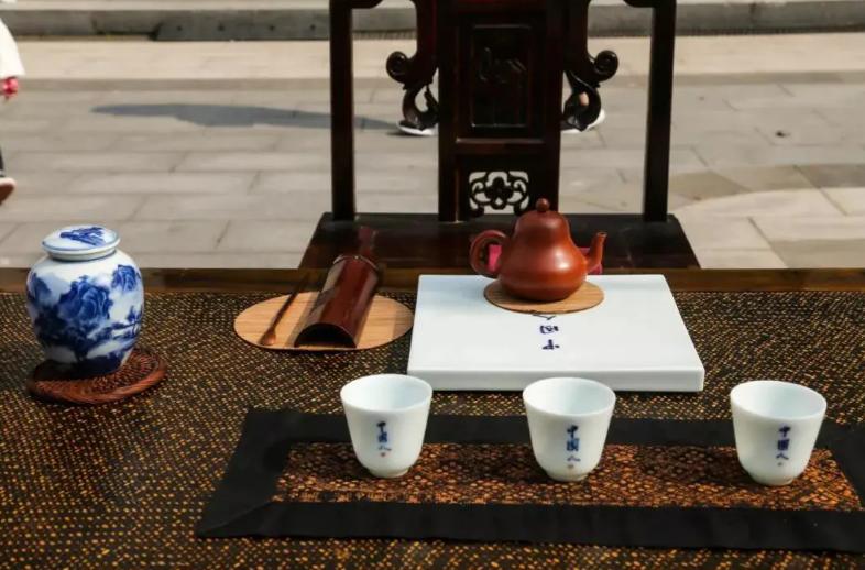 第六届中华茶奥会开幕式现场报道